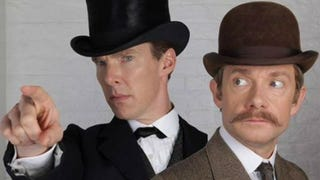 Benedict Cumberbatch's Arm Got Eaten By the BBC