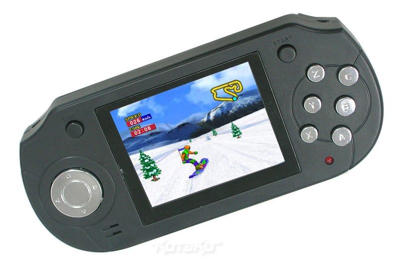 """New """"Sega"""" Handheld Coming"""