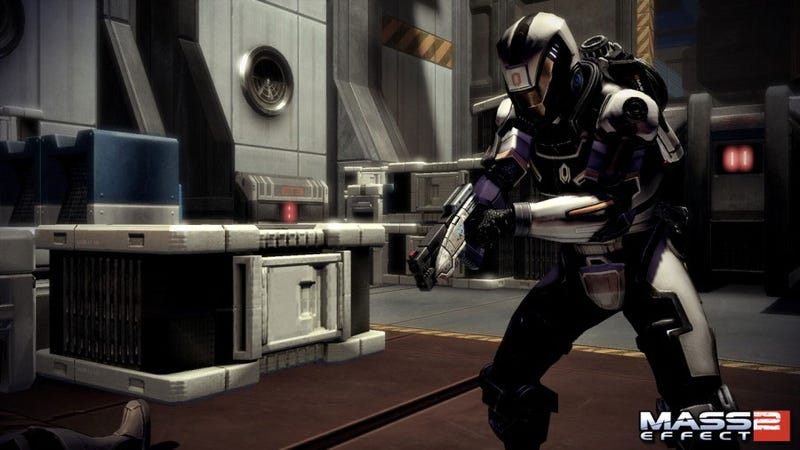 Cerberus Ups Your Mass Effect 2 Arsenal Tomorrow