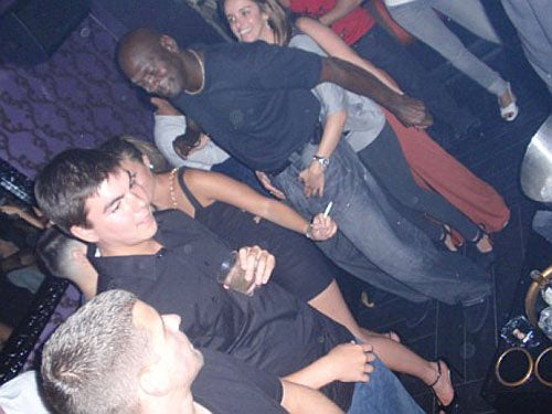 Michael Jordan Is A Hall Of Fame Dancer