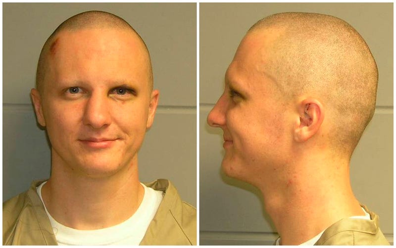 Jared Lee Loughner Still Looks Nuts in Newly-Released Photo