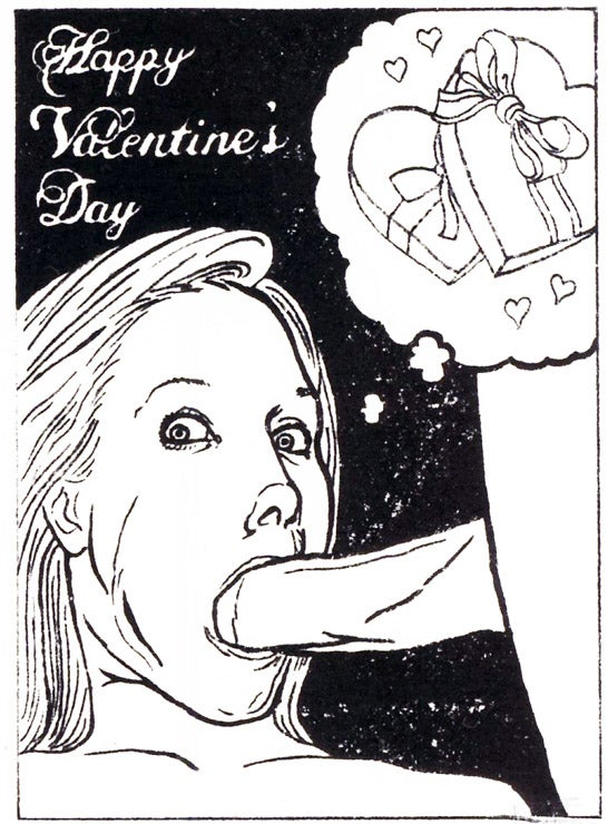 It's Not Too Late to Send Out Some Totally NSFW Valentines