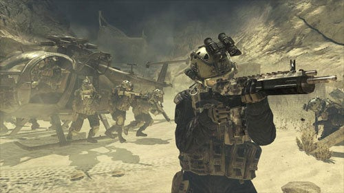 Report: Modern Warfare 2 PC U.S. Retail Sales About 170,000 In November