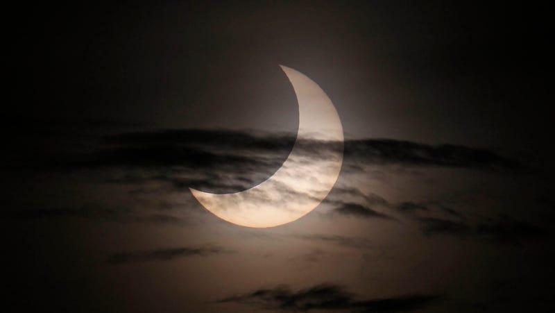 The Best Solar Eclipse Photos