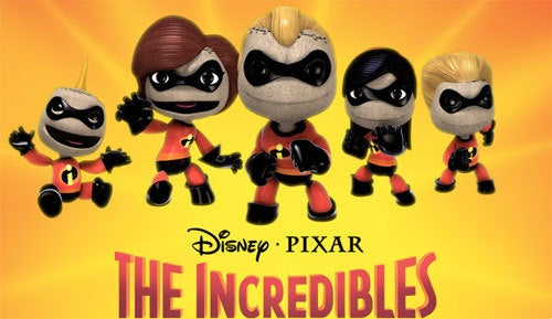 LittleBigPlanet Gets Incredibles In April