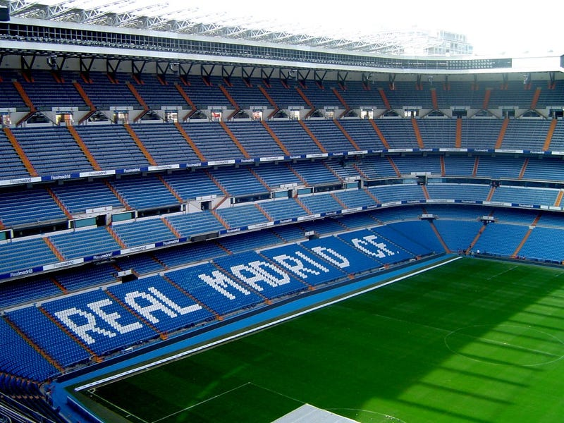 Rafael Nadal, Novak Djokovic Will Play Madrid's 85,000-Seat Soccer Stadium