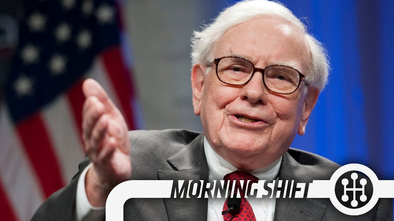 General Motors Gets A Big Warren Buffett Boost