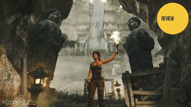 The Critics Mostly Love The New Tomb Raider