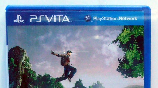 Here's What PlayStation Vita Box Art Looks Like