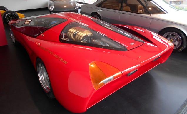 El Ferrari modificado más caro del mundo parece una nave espacial Nraec9frzipkxjlqrdsz