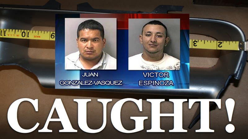 Police Arrest Murder Suspects In Truck Identified By Jalopnik Commenters