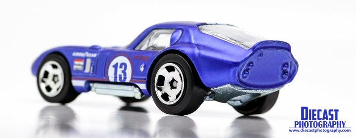 "Hot Wheels Cool Classics Shelby Cobra ""Daytona"" Coupe"