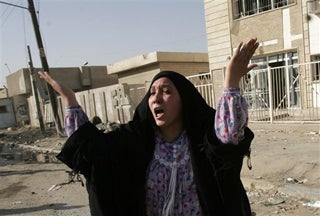 Women's Rights Have Fallen By The Wayside In U.S. Plan For Iraq