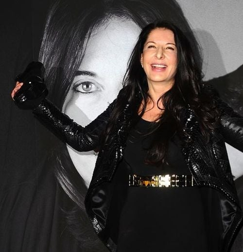 The World Just Cannot Get Over Marina Abramović
