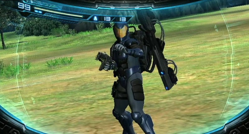 Metroid: Other M Puts Those Duct-Taped GameCubes To Work