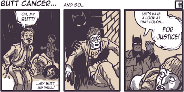 What if Batman's parents died in different ways?