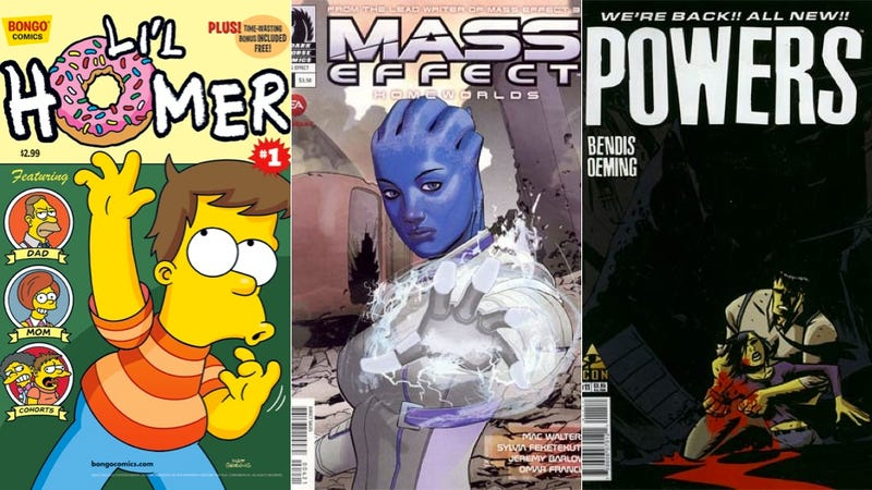 Four Comics That Will Seduce You This Week