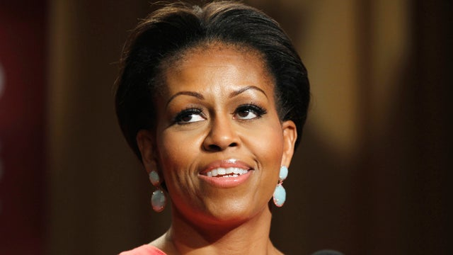 Michelle Obama Refuses To Enter Gay Marriage Debate
