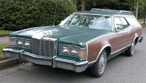 Yes, Mercury Really Did Make a Cougar Wagon