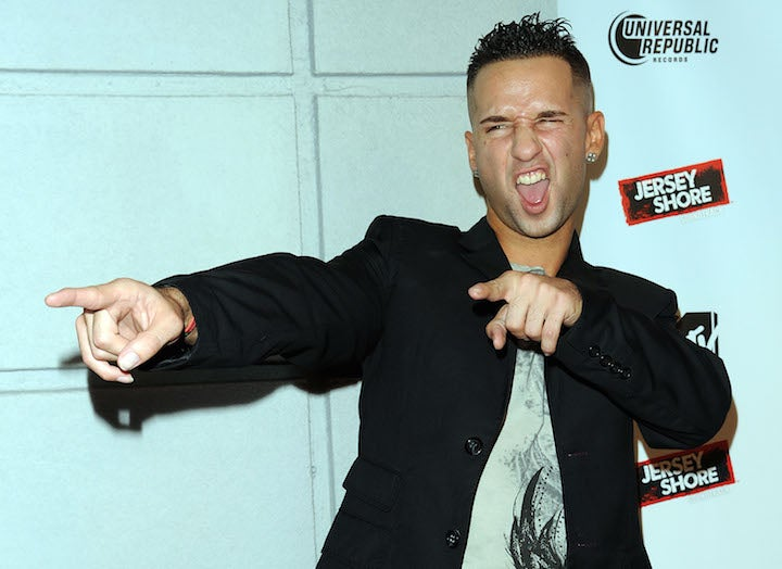 The Situation's 911 Call Is the Agony and Ecstasy of New Jersey