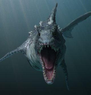 This Week, Dinoshark Will Gobble Your Saturday