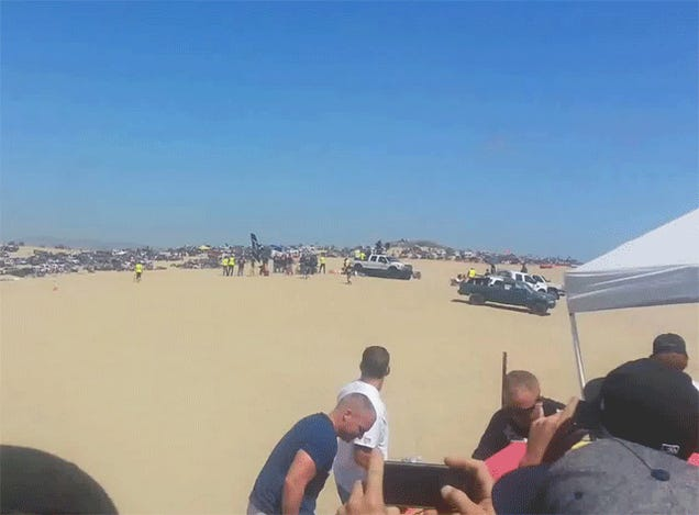 This Bro's Reaction To The 169 Foot Jump At Huckfest Is Perfection