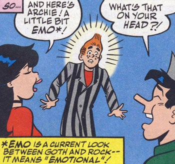 """A Little Bit Emo"""