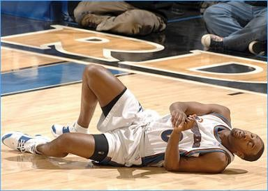 Gilbert Arenas Had Knee Surgery (No, You Are Not Experiencing Deja Vu)
