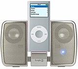 Logic3 Cutesy iStation Traveller iPod Speaker Dock