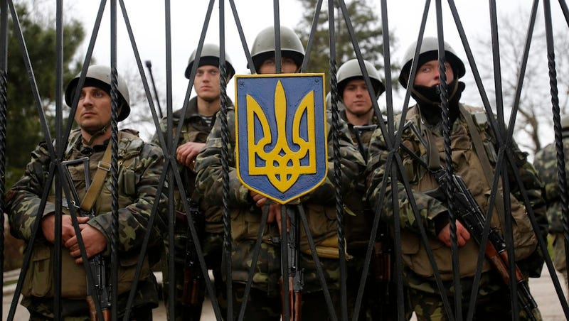 Ukraine Orders Troops to Full Readiness as Russia Enters Crimea