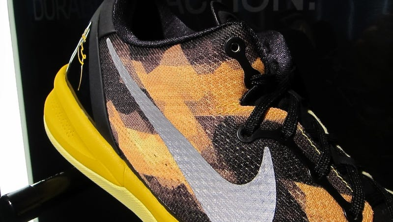 These Impossibly Light Basketball Shoes Kind of Feel Like Sweatpants (And Kobe Will Wear Them)