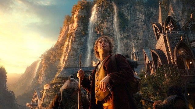 Universal appears to be thinking about Middle-Earth: The Theme Park