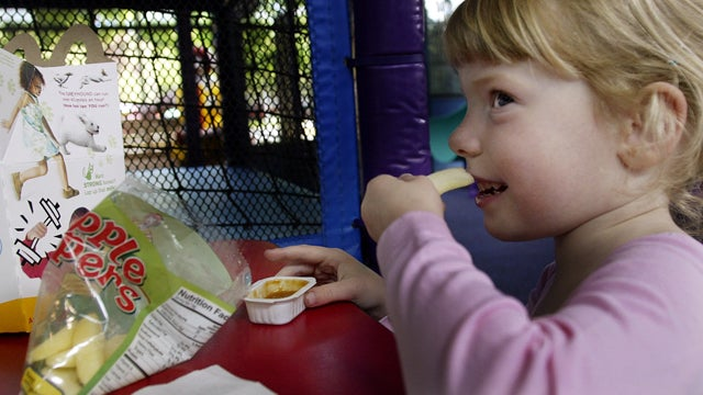 Happy Meals Now Include Less Fries, More Fruits & Vegetables