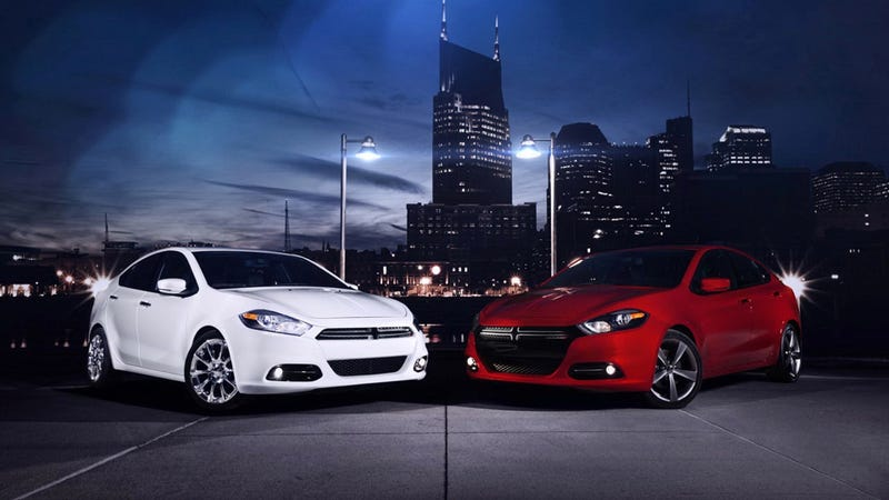 2013 Dodge Dart Pricing Starts At $16,790