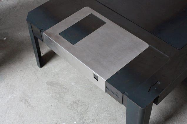 The Floppy Table