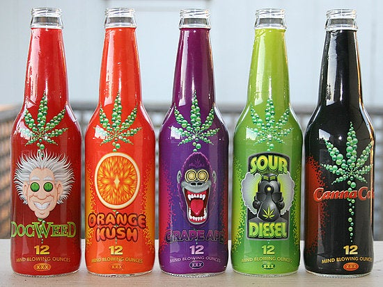 Canna Cola: A Soda Spiked with Marijuana