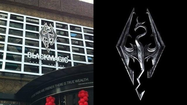 The Elder Scrolls Now Has a Nightclub. In Malaysia.