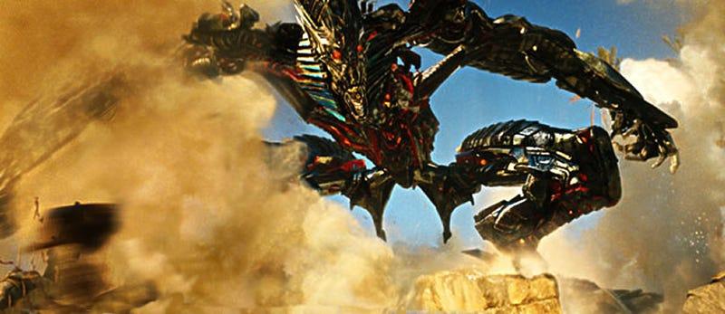 Meet Transformers' Fallen Bad Guy