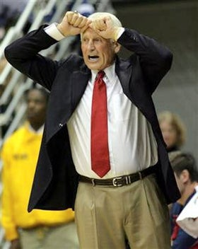Lute Olson Extends Leave, Files For Divorce