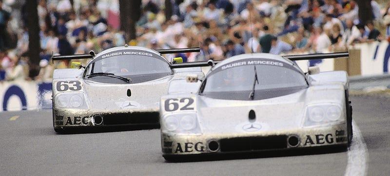 Why I Love Mercedes Twin Turbo V8s