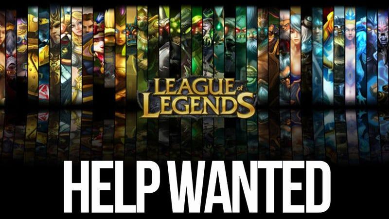 OK, Help me Get Into League of Legends