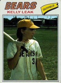 Kelly Leak: The Coolest Kid Who Ever Lived
