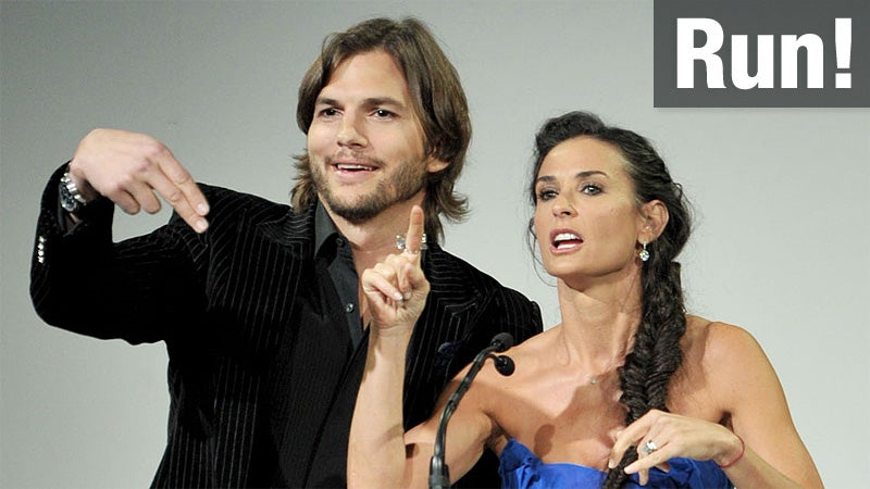 Ashton and Demi Are the Horsemen of the Tech Apocalypse