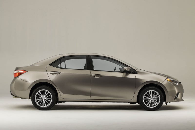 2014 Toyota Corolla: This Is It
