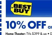 Perpetual Web Coupon Saves 10 Percent at Best Buy