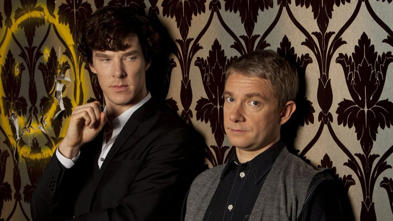 Women in China Are Really Into Gay Sherlock Fan Fiction