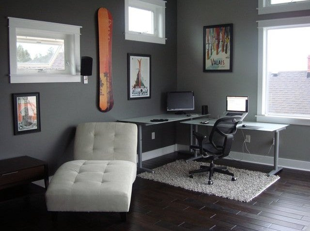Programming on Puget Sound: Grey Walls and Ocean Views