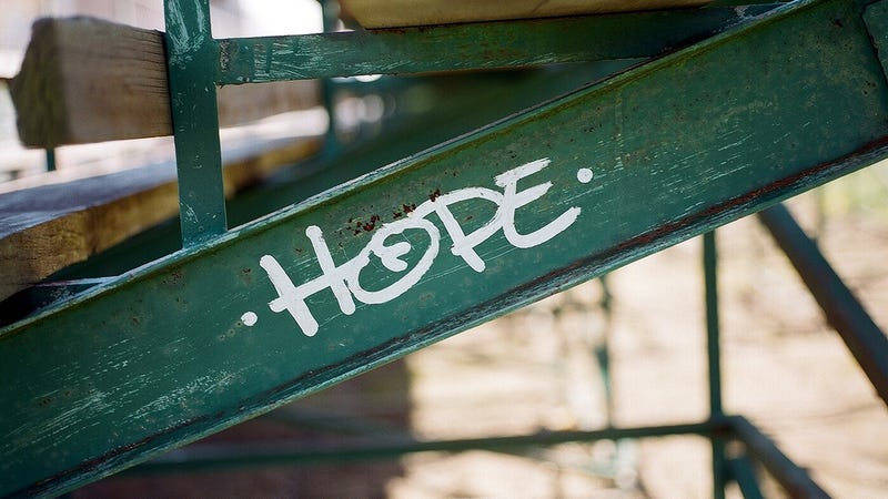 The Research-Backed Key to Practical Hope: Focus On Your Own Effort
