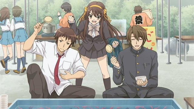 Japan's Still Hot for Haruhi Games, But What About Steel Diver?