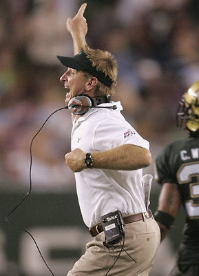 USF Figuratively Punches Jim Leavitt In The Face